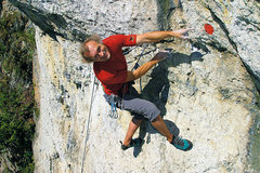 "Rock Climbing Photo: From the cover of the book ""Fight Gravity&quo..."