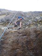 Rock Climbing Photo: cool stuff