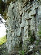 Rock Climbing Photo: The picture is deceiving.  The rock quality is goo...