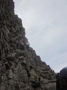 Rock Climbing Photo: Needle Rock, Crawford, CO.