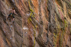Rock Climbing Photo: Choose Life