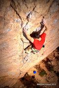 Rock Climbing Photo: Austin Brown.