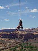 Rock Climbing Photo: big sic fun