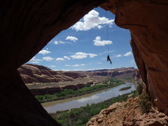 Rock Climbing Photo: 100+ yards right of kings hand