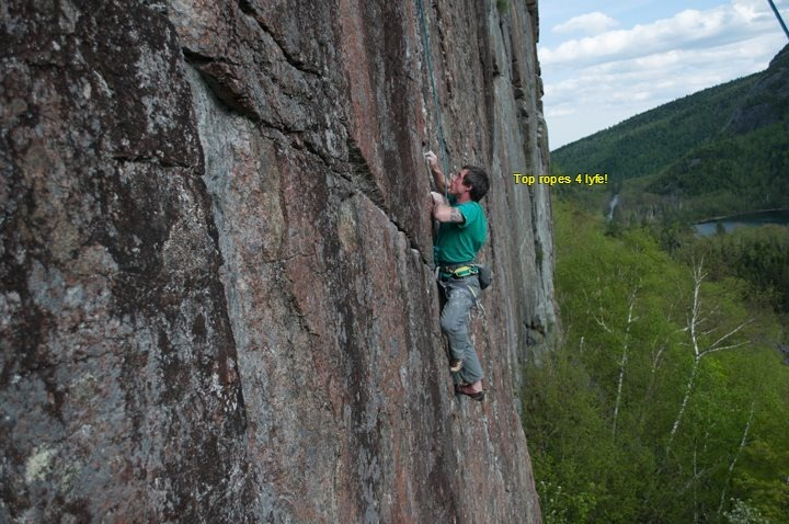 Rock Climbing Photo: rock climbing