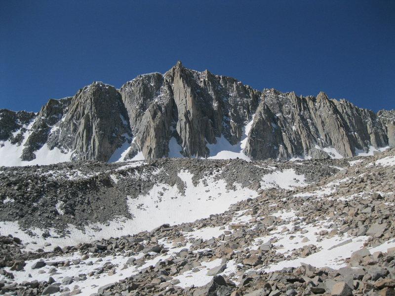 Mount Goode, North Buttress center.