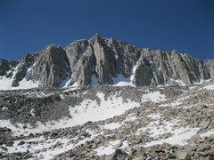 Rock Climbing Photo: Mount Goode, North Buttress center.