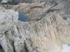 Rock Climbing Photo: Higher up the Northwest Ridge.