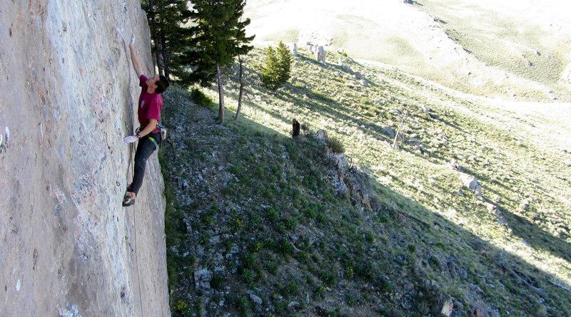 Rock Climbing Photo: Al's Diner