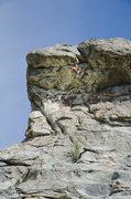 Rock Climbing Photo: Euro Beast