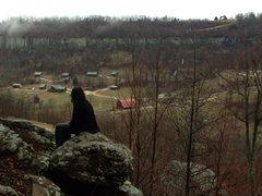 Rock Climbing Photo: HCR