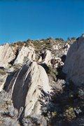 Rock Climbing Photo: More stuff