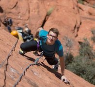 Rock Climbing Photo: Red Rock Canyon