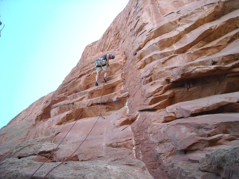 Rock Climbing Photo: random pics