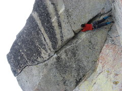 Rock Climbing Photo: Early adventures and exploration in hand to hand c...