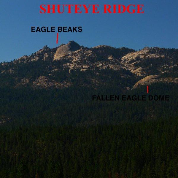 Rock Climbing Photo: The Eagle Beaks area