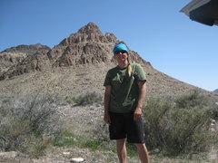 Rock Climbing Photo: Chocolate Mt