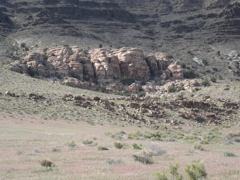 Rock Climbing Photo: Crag