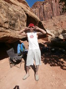 Rock Climbing Photo: wicked fresh!