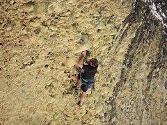 Rock Climbing Photo: Clip (Nikon PL510)