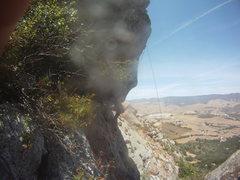 Rock Climbing Photo: Horizontal
