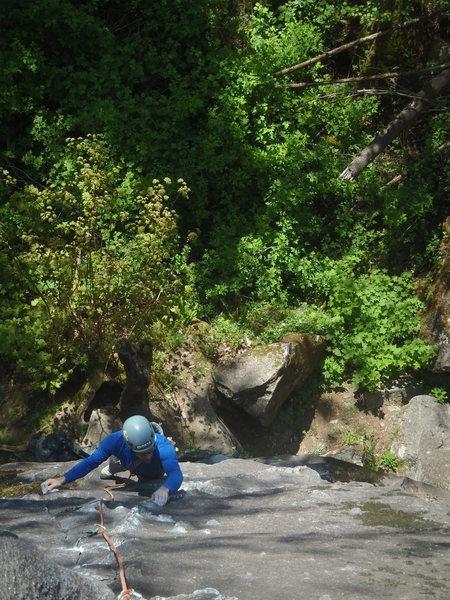 Rock Climbing Photo: P1 of Zoom.