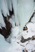 Rock Climbing Photo: Terminology WI4+