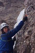 Rock Climbing Photo: Spinner