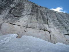 Rock Climbing Photo: Dozier Dome