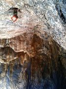 Rock Climbing Photo: The resting pod for Atmosphere, The Blue Mask and ...