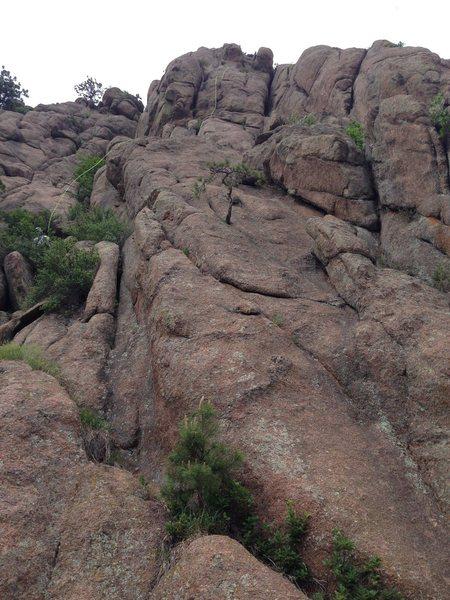 Rock Climbing Photo: SSV Scraptacular action