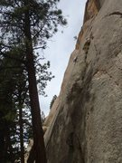 Rock Climbing Photo: Deception Past.