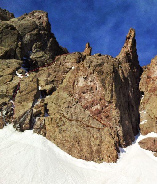 Alpine Ambition on 5/26/13.
