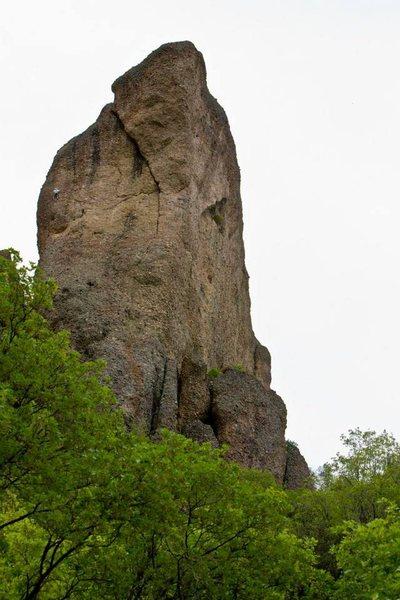 Rock Climbing Photo: exposure
