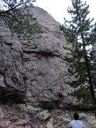 Rock Climbing Photo: Gus.