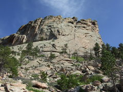 Rock Climbing Photo: Sherard Tower from South