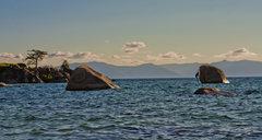 Rock Climbing Photo: East Shore.