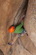 Rock Climbing Photo: J.Snyder on Gideon Photo:C.Tatum