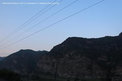 Rock Climbing Photo: Some of the unclimbed cliffs across the road from ...