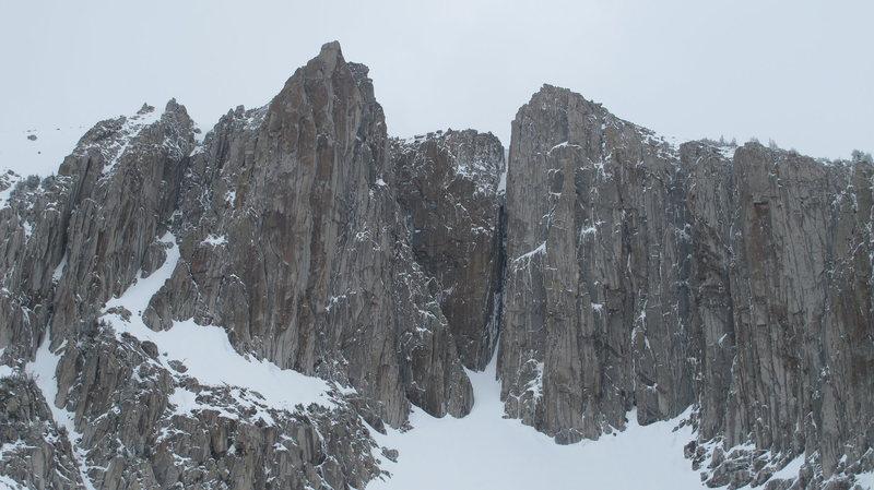 Summit walls