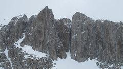Rock Climbing Photo: Summit walls