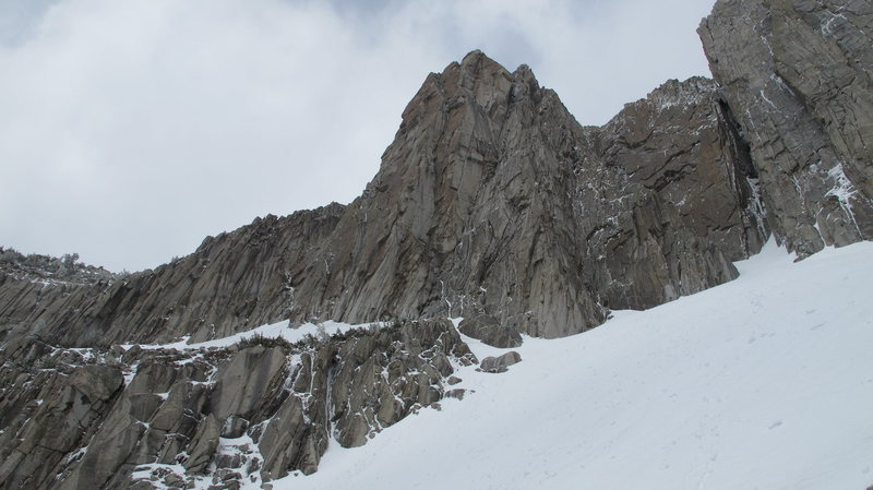 Summit wall approach