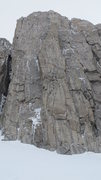 Rock Climbing Photo: Center Thumb