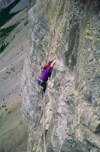 Fran Bagenal, Forbidden Corner. Probably P7. Thrilling....