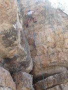 Rock Climbing Photo: R.E.M. The Pit