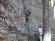 Rock Climbing Photo: 2012