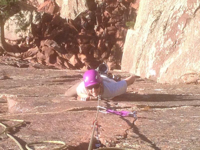 Rock Climbing Photo: uh