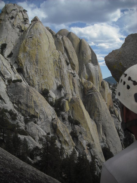 Rock Climbing Photo: Pono, thinking about getting back into climbing