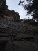 Rock Climbing Photo: m