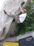 Rock Climbing Photo: city of rocks